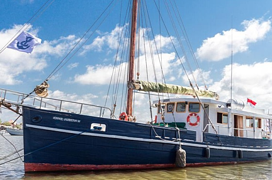 Liveaboard Indonesia Anne-Judith II
