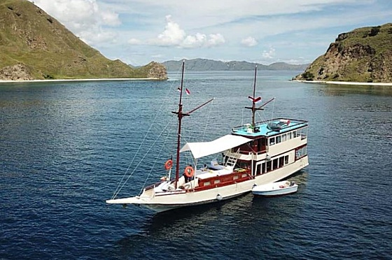 Liveaboard Indonesia Anthias