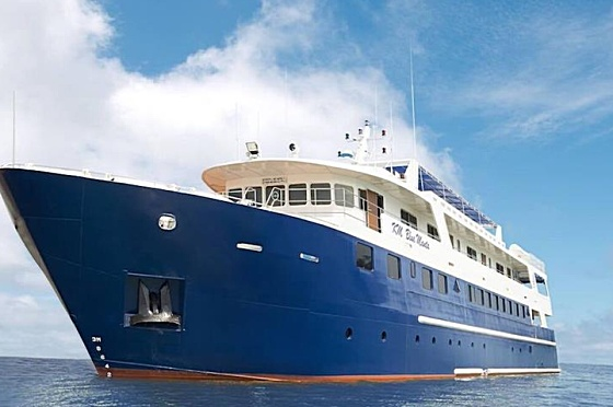Liveaboard Indonesia Blue Manta