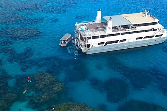 Liveaboard Coral Expeditions II