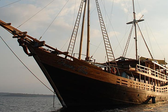 Liveaboard Indonesia Damai II