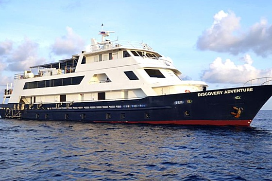 Liveaboard Discovery Adventure
