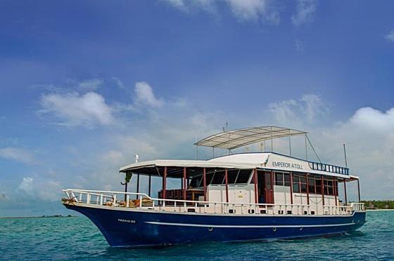 Liveaboard Emperor Atoll