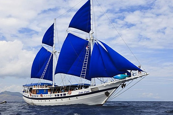 Liveaboard Indonesia Indo Siren