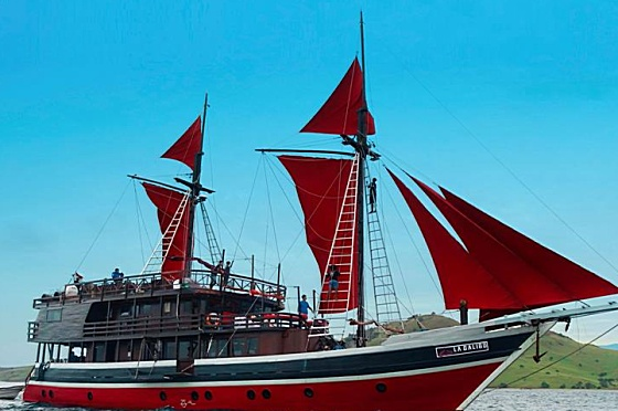 Liveaboard Indonesia La Galigo