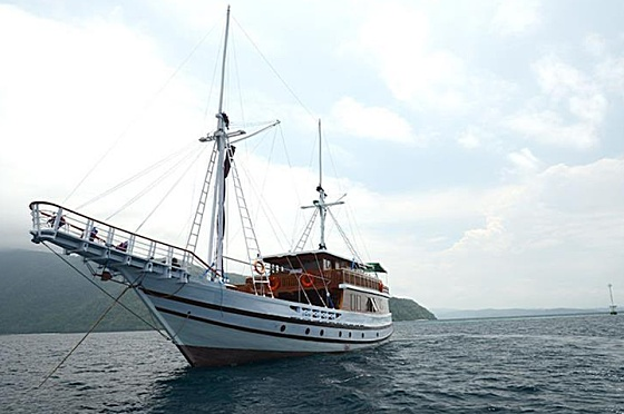 Liveaboard Indonesia Lady Denok