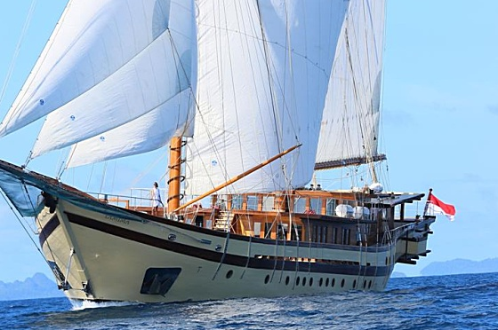 Liveaboard Indonesia Lamima