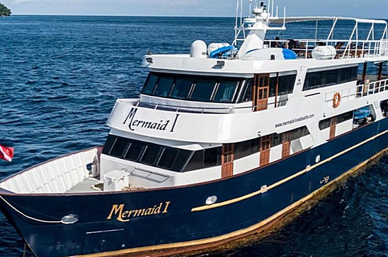 Liveaboard Indonesia Mermaid I