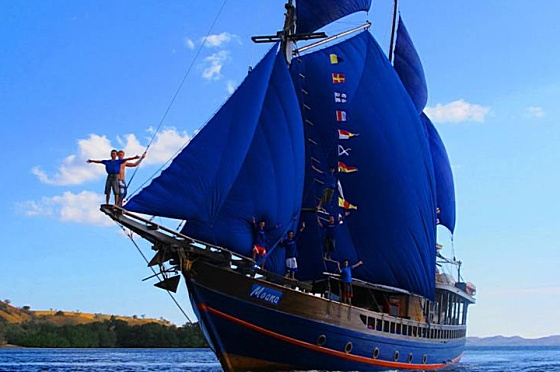 Liveaboard Indonesia Moana