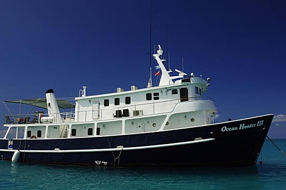 Liveaboard Ocean Hunter 3