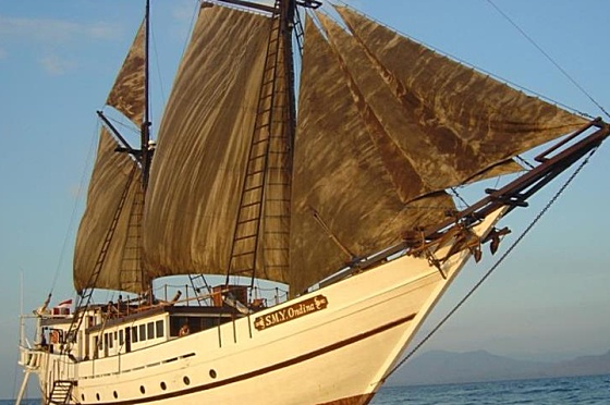 Liveaboard Indonesia Ondina