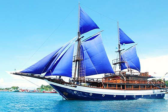 Liveaboard Indonesia Sea Safari 8