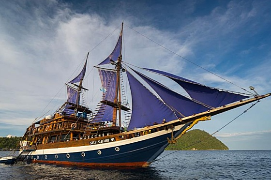 Liveaboard Indonesia Sea Safari VI