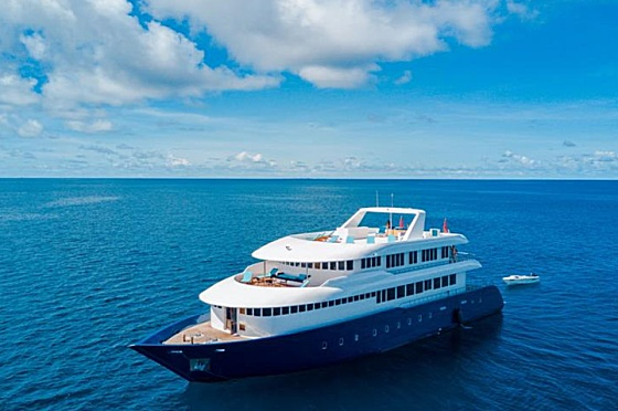 Liveaboard Seafari Explorer