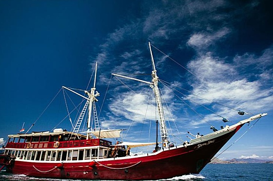 Liveaboard Indonesia Seven Seas
