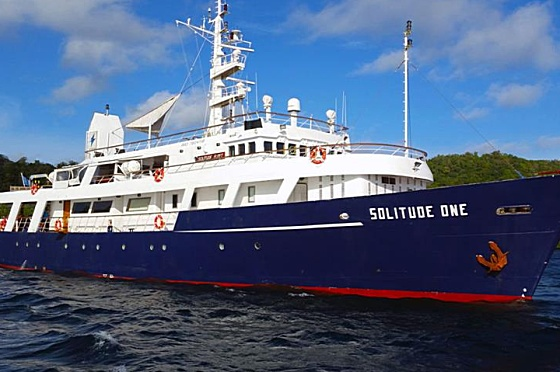 Liveaboard Solitude One