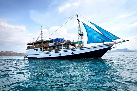 Liveaboard Indonesia Tarata