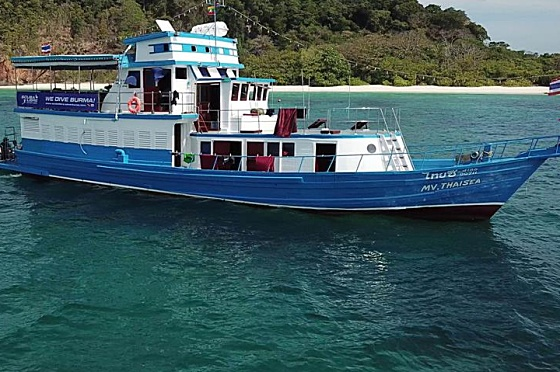 Liveaboard Thai Sea