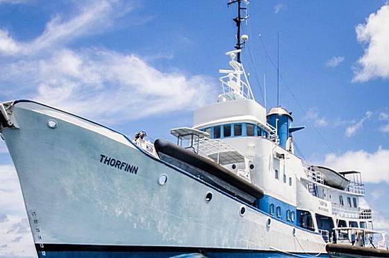 Liveaboard Thorfinn