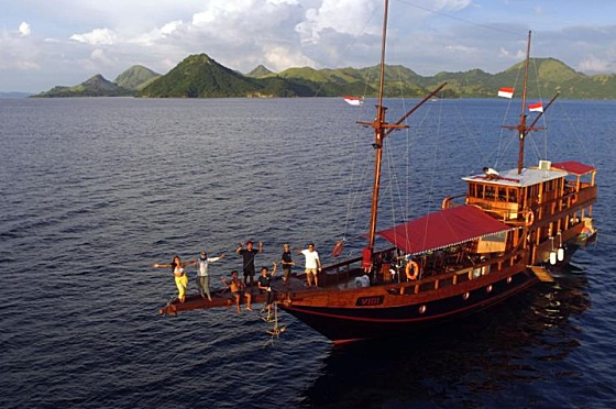 Liveaboard Indonesia Vidi