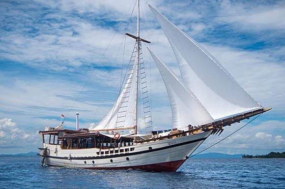 Liveaboard Indonesia Wisesa