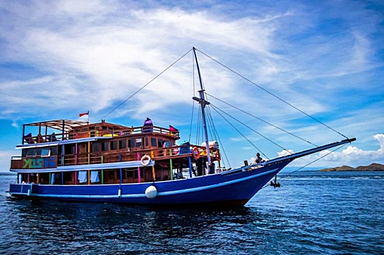 Liveaboard Indonesia  Komodo